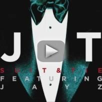"Justin Timberlake - ""Suit & Tie"""