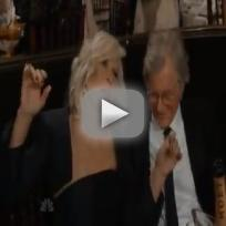 Glenn Close Drunk?!?