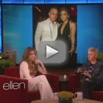 Jennifer Lopez Speaks on Ben Affleck