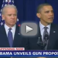 Obama gun control speech