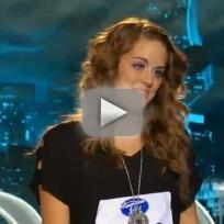 Angela Miller - American Idol Audition