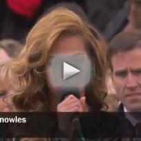 Beyonce - Inauguration National Anthem