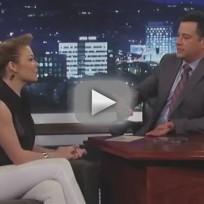 LeAnn Rimes on Jimmy Kimmel Live, Part 2