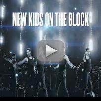 New Kids on the Block Tour Announcement