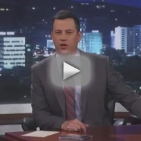 LeAnn Rimes on Jimmy Kimmel Live, Part 1