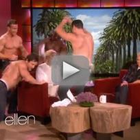 NeNe Leakes, Strippers Appear on Ellen