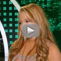 Janelle Arthur American Idol Audition