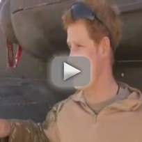 Prince Harry on War, Prince William