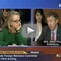 Rand paul vs hillary clinton