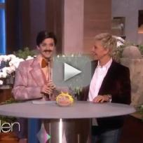 Katy Perry Plays Game Show Host on Ellen