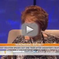 Cissy Houston Today Show Interview