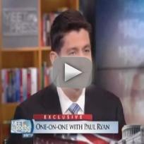 Paul Ryan on Hillary Clinton