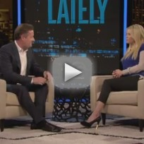 Chelsea Handler, Piers Morgan Fight