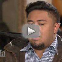 Ronaiah tuiasosopo speaks to dr phil
