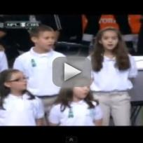 Jennifer hudson and sandy hook chorus america the beautiful