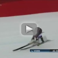 Lindsey Vonn Accident