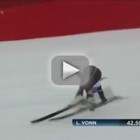 Lindsey Vonn Accident