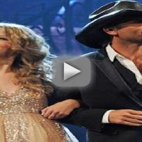 "Tim McGraw (Ft. Taylor Swift and Keith Urban) - ""Highway Don't Care"""