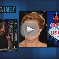 Dave Grohl on Britney Spears