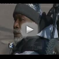 Homeless Man Returns Ring