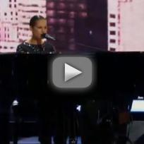 NBA All-Star Game Halftime Show: Alicia Keys