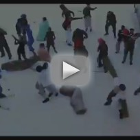 Norwegian army harlem shake video