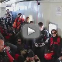 Harlem Shake - Skydiving