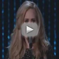 Adele oscars performance 2013 skyfall