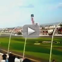 NASCAR Crash at Daytona