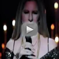 Barbra Streisand Oscars Performance