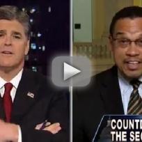 Keith Ellison SLAMS Hannity