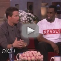 Diddy-on-ellen