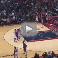 Wizards Announcer Blows Buzzer Beater
