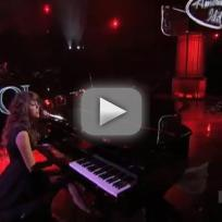 """Angie Miller - """"Never Gone"""""""