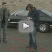 Supernatural Cast: Harlem Shake Time!