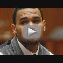 Chris Brown 911 Call, Car Crash Style