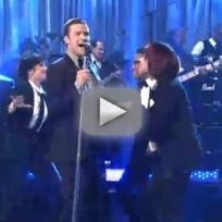 Justin Timberlake SNL Performance