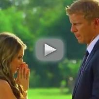 The Bachelor Clip - Sean Breaks Up With Lindsay