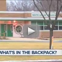 6th Grader Brings $20K to School