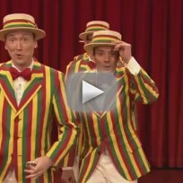 Justin Timberlake - SexyBack (Ft. Jimmy Fallon & The Ragtime Gals)