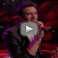 Paul Jolley - Amazed (American Idol Top 10)