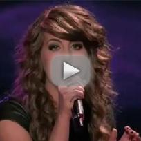Angie miller i surrender american idol top 10
