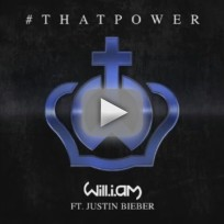 "Justin Bieber and will.i.am - ""That Power"""