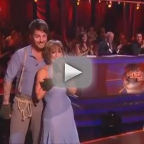 Dorothy Hamill Dancing With the Stars Performance (Week 1)