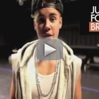Justin Bieber Loves Briana Tejada