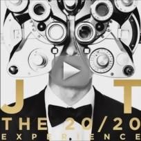 "Justin Timberlake - ""Blue Ocean Floor"""