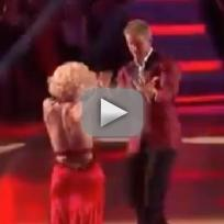 Sean Lowe Dancing With the Stars Performance (Week 1)