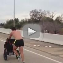 Terminally Ill Man Wins Marathon