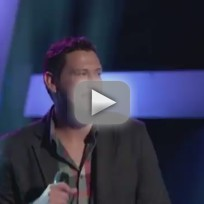 Mark Andrew - The Voice Blind Audition