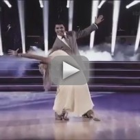 Victor Ortiz - Dancing With the Stars Week 2